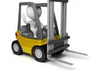 Corso per addetto alla conduzione di carrelli elevatori